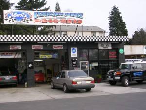 Marks' Expert Auto in Seattle/Burien